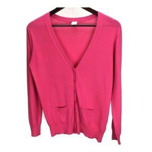 Isaac Mizrahi PInk Oversized Sweater Size M
